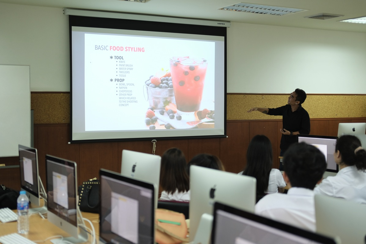 ABEC Food Photography Workshop By Kaitom Studio