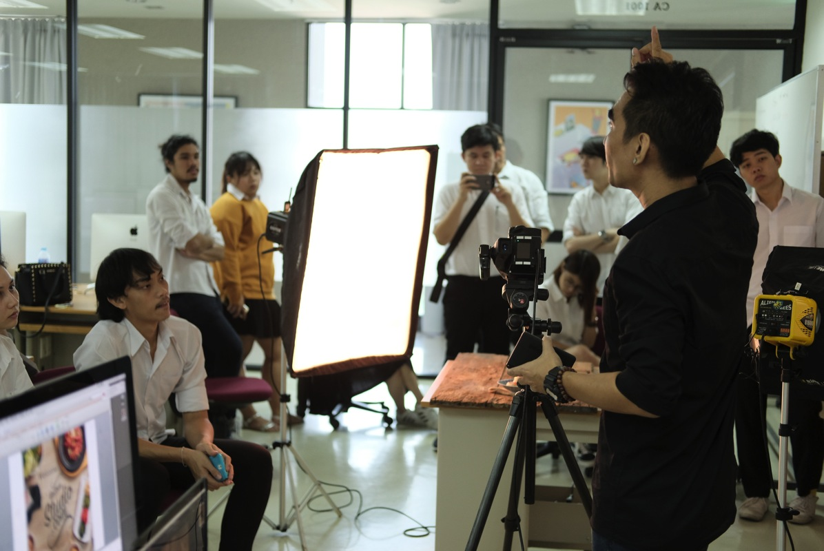 ABEC Food Photography Workshop