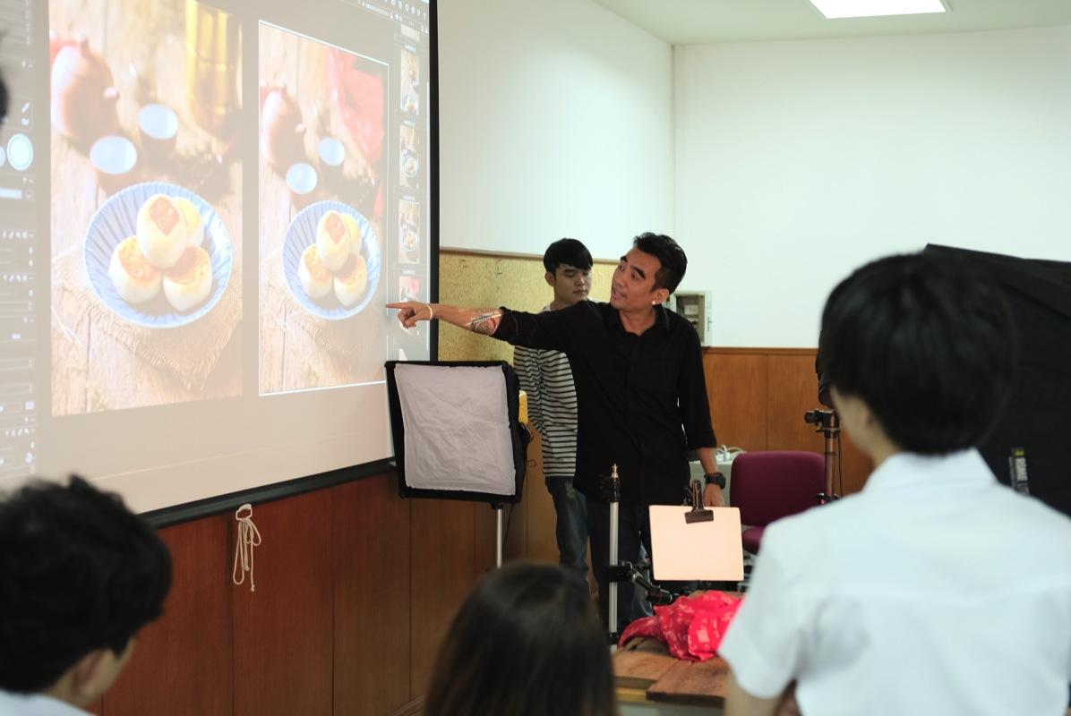 ABEC Food Photography Workshop By Kaitom Studio(Workshop)